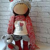 Куклы и игрушки handmade. Livemaster - original item Doll-bear. Handmade.
