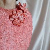 """Одежда ручной работы. Ярмарка Мастеров - ручная работа Платье """"Кружевной рассвет"""". Handmade."""