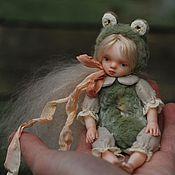 Куклы и игрушки ручной работы. Ярмарка Мастеров - ручная работа Летне-детское.... Handmade.