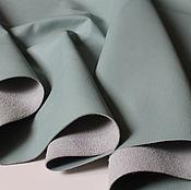 Материалы для творчества handmade. Livemaster - original item genuine leather of cattle. madras. Mint 0,9-1,1 mm.. Handmade.