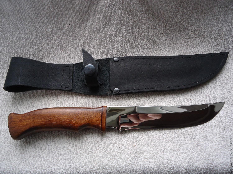 Knife 'Cossack', Knives, Chrysostom,  Фото №1