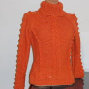Одежда ручной работы. Ярмарка Мастеров - ручная работа pulover. Handmade.