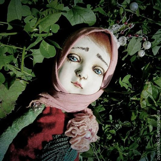 Куколка не продается