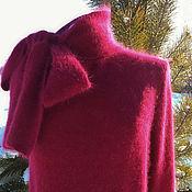 Одежда ручной работы. Ярмарка Мастеров - ручная работа джемпер из ангоры 70. Handmade.