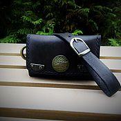 Сумки и аксессуары handmade. Livemaster - original item Key holder - business card holder. Handmade.