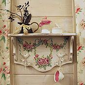 Для дома и интерьера handmade. Livemaster - original item Shelf