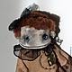 Коллекционные куклы ручной работы. Жозефина. Маша Алёшина. Ярмарка Мастеров. Авторская кукла, Паперклей