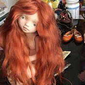 Куклы и игрушки ручной работы. Ярмарка Мастеров - ручная работа Тося авторская шарнирная кукла. Handmade.
