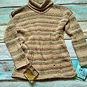 """Одежда ручной работы. Ярмарка Мастеров - ручная работа Свитер """"лакшери-рвань"""". Handmade."""