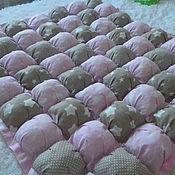 Комплекты одежды ручной работы. Ярмарка Мастеров - ручная работа Одеяло в технике bubble quit (пуф)ручная работа, купить одеяло.. Handmade.