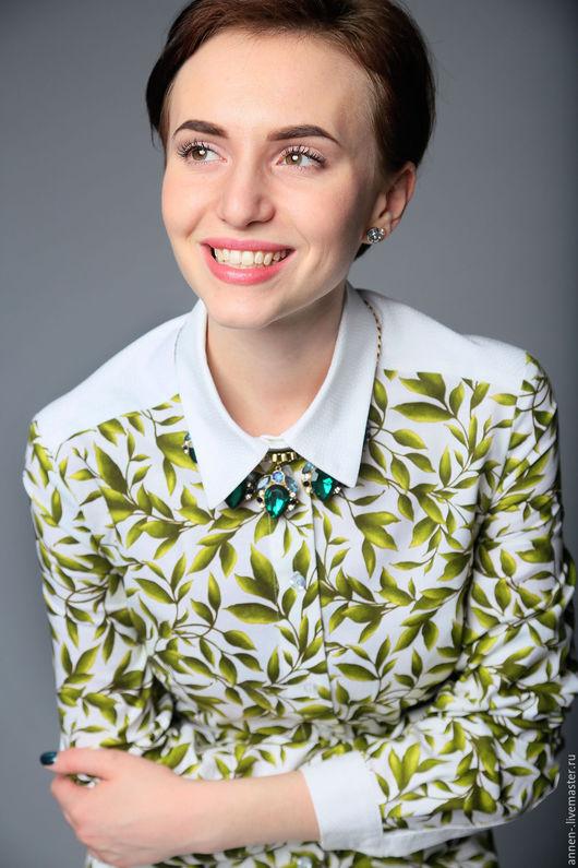 Дизайнерские блузки ANNEN