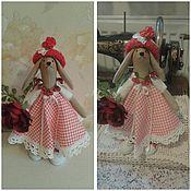 Куклы и игрушки ручной работы. Ярмарка Мастеров - ручная работа Зайка Аришка. Handmade.