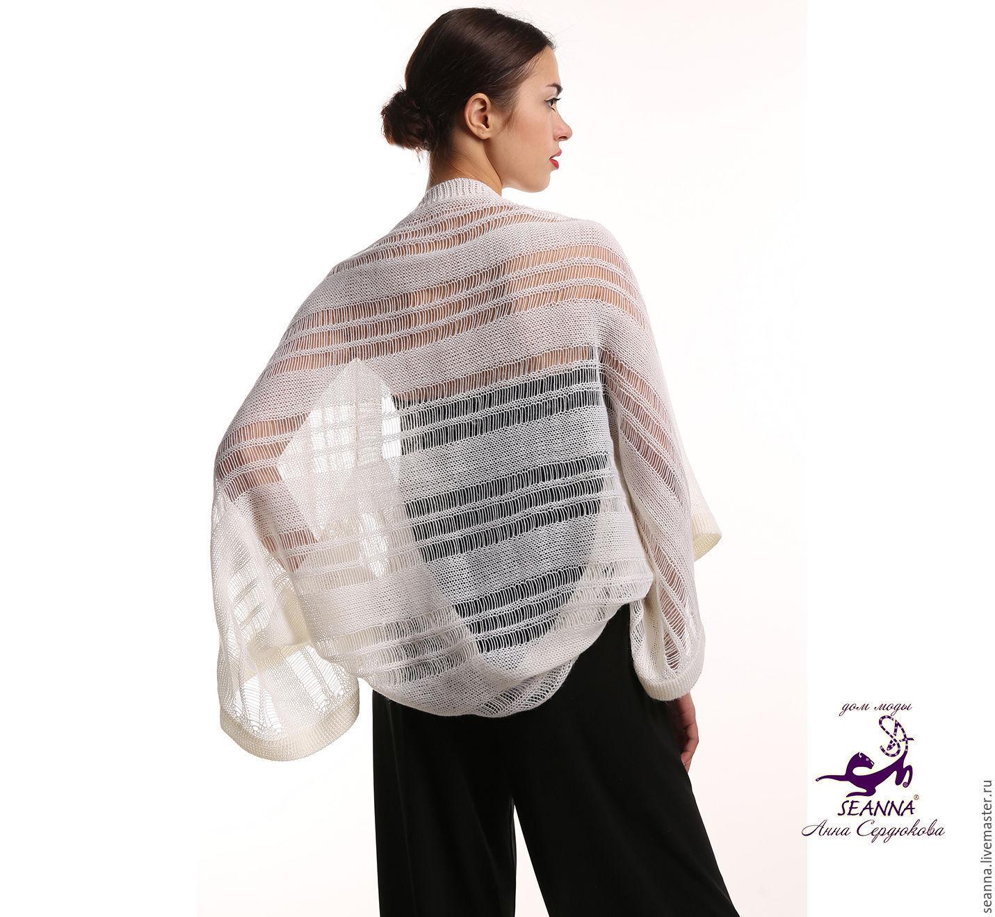 Джемпер кимоно доставка