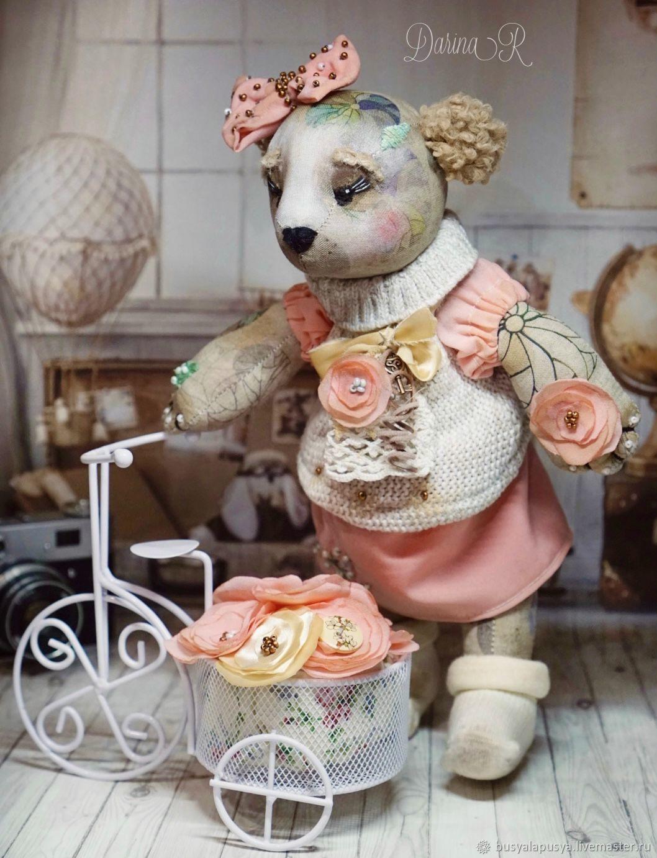 Роза Михайловна (медведь) 30 см, Мягкие игрушки, Москва,  Фото №1