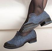 Обувь ручной работы. Ярмарка Мастеров - ручная работа Туфли валяные женские. ПРОДАНЫ. Handmade.