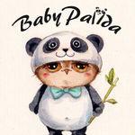 Panda - Ярмарка Мастеров - ручная работа, handmade