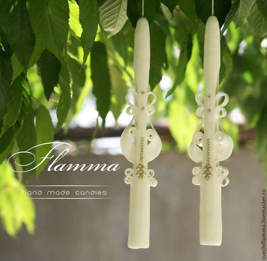 Свадебные свечи (пальчиковые) из коллекции `Wedding Collection`