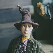 Куклы и игрушки ручной работы. Ярмарка Мастеров - ручная работа Волшебник. Handmade.