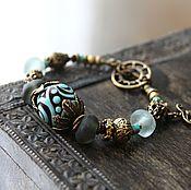 Украшения handmade. Livemaster - original item Bracelet Bospor. Handmade.