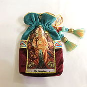 Фен-шуй и эзотерика handmade. Livemaster - original item Tarot bag