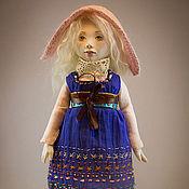 Куклы и игрушки ручной работы. Ярмарка Мастеров - ручная работа Митиль. Handmade.