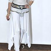 Брюки ручной работы. Ярмарка Мастеров - ручная работа Для танца и йоги брюки юбка. Handmade.