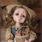Куклы и игрушки ручной работы. Ярмарка Мастеров - ручная работа Феечка Шпуля. Handmade.