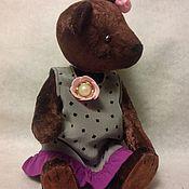 Куклы и игрушки ручной работы. Ярмарка Мастеров - ручная работа Мишка - тедди Лелечка. Handmade.