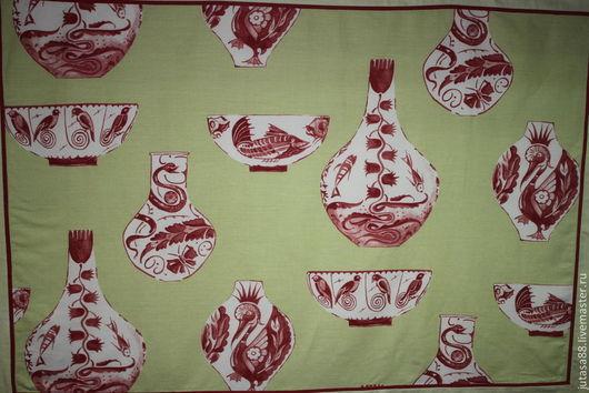 Текстиль, ковры ручной работы. Ярмарка Мастеров - ручная работа. Купить Скатерть. Handmade. Разноцветный, подарок женщине