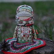 Куклы и игрушки ручной работы. Ярмарка Мастеров - ручная работа Народная кукла  Крупеничка( или Зерновушка). Handmade.