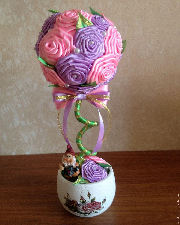 Торт с украшением из мастики
