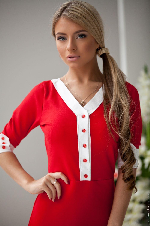 Купить красное платье доставка