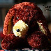 Винтаж handmade. Livemaster - original item Puppy Toffee. Handmade.