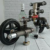 Сувениры и подарки handmade. Livemaster - original item Gift for Men Bike Dispenser .. Handmade.