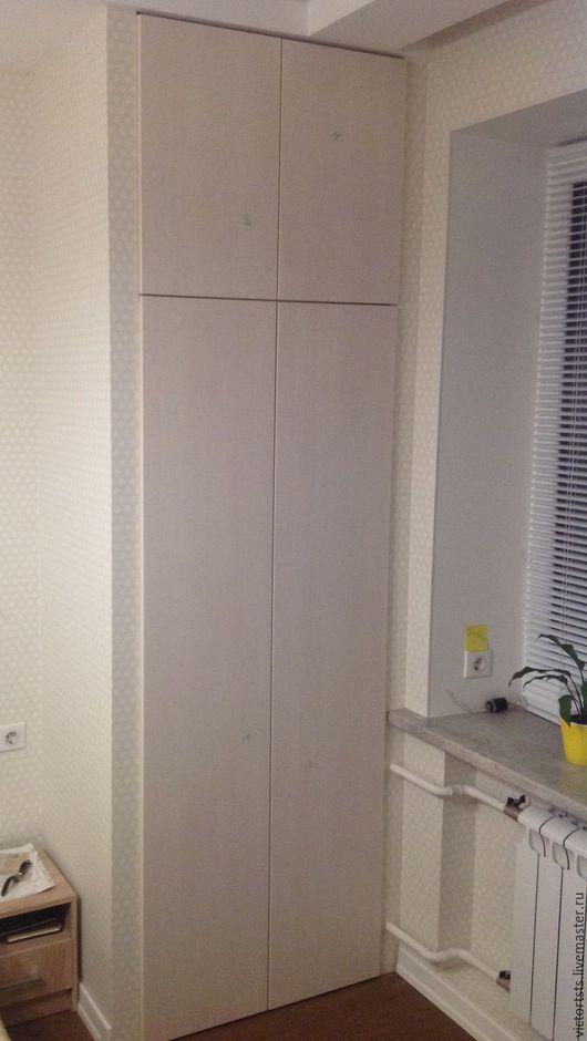 Мебель ручной работы. Ярмарка Мастеров - ручная работа. Купить Шкаф Для Одежды Встроенный 1. Мебель на заказ. Handmade.
