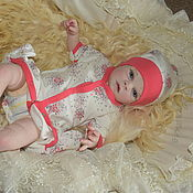 Куклы и игрушки handmade. Livemaster - original item Doll reborn Jewel girl. Handmade.