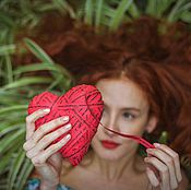 Подарки к праздникам ручной работы. Ярмарка Мастеров - ручная работа Шоколадное сердце-письмо от Alexander Awe. Handmade.