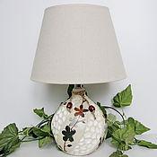 Для дома и интерьера ручной работы. Ярмарка Мастеров - ручная работа Лампа настольная Милый дом. Handmade.