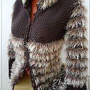 """Одежда ручной работы. Ярмарка Мастеров - ручная работа Жакет из """"травки"""". Handmade."""