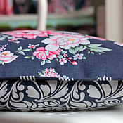 Для дома и интерьера ручной работы. Ярмарка Мастеров - ручная работа Чехол на подушку Пион pillowcase наволочка. Handmade.