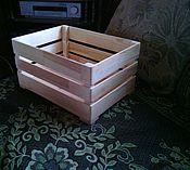 Для дома и интерьера ручной работы. Ярмарка Мастеров - ручная работа Ящик реечный. Handmade.