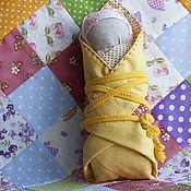 Куклы и игрушки ручной работы. Ярмарка Мастеров - ручная работа Кукла игровая пеленашка Деточка. Handmade.