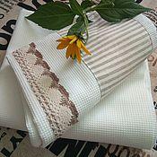 Зеркала ручной работы. Ярмарка Мастеров - ручная работа Кухонное полотенце. Handmade.