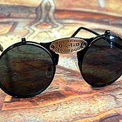 Аксессуары handmade. Livemaster - original item GLASSES GGOGLE STEAMPUNK