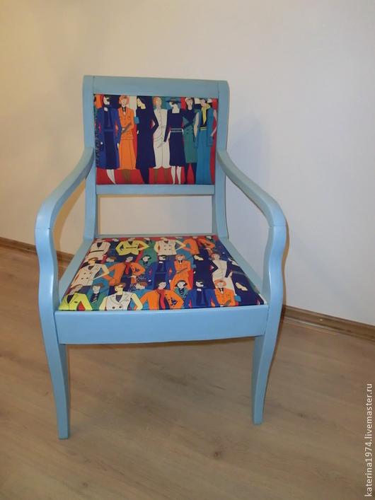 Мебель ручной работы. Ярмарка Мастеров - ручная работа. Купить Der Stul. Handmade. Ручная работа, стул, антиквариат, дерево