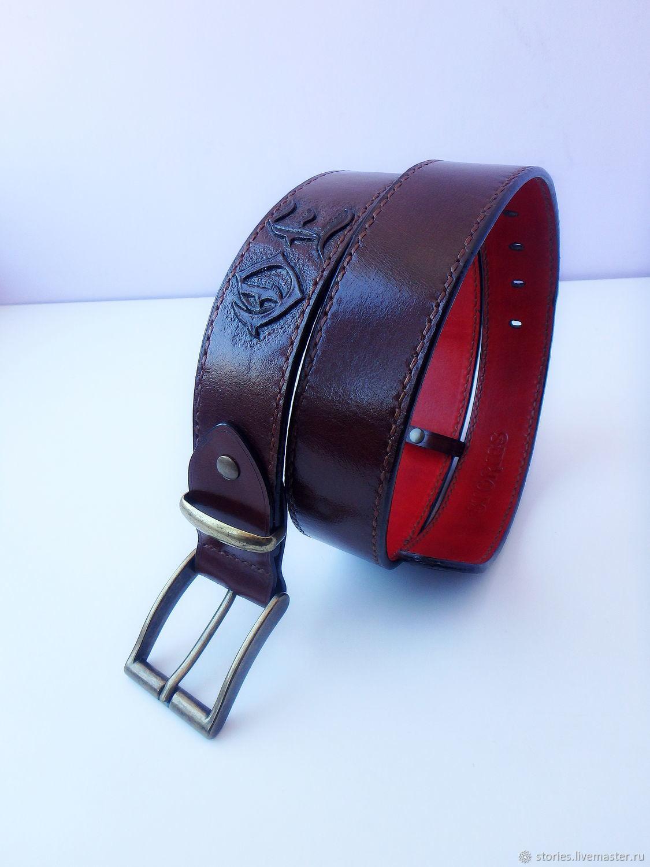 Купить кожаный ремень оберег ремень кожаный мужской известных брендов