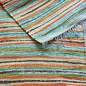Для дома и интерьера ручной работы. Ярмарка Мастеров - ручная работа Половик ручного ткачества (№ 121). Handmade.