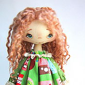 Куклы и игрушки ручной работы. Ярмарка Мастеров - ручная работа Эбби. Handmade.