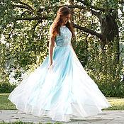 Одежда handmade. Livemaster - original item ... Long dress in the floor