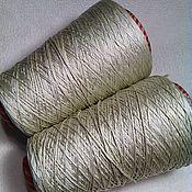 Материалы для творчества handmade. Livemaster - original item 100% silk 250m/100gr. Handmade.
